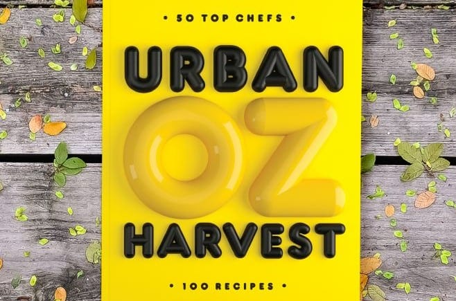 OzHarvest releases second cookbook – Urban Harvest