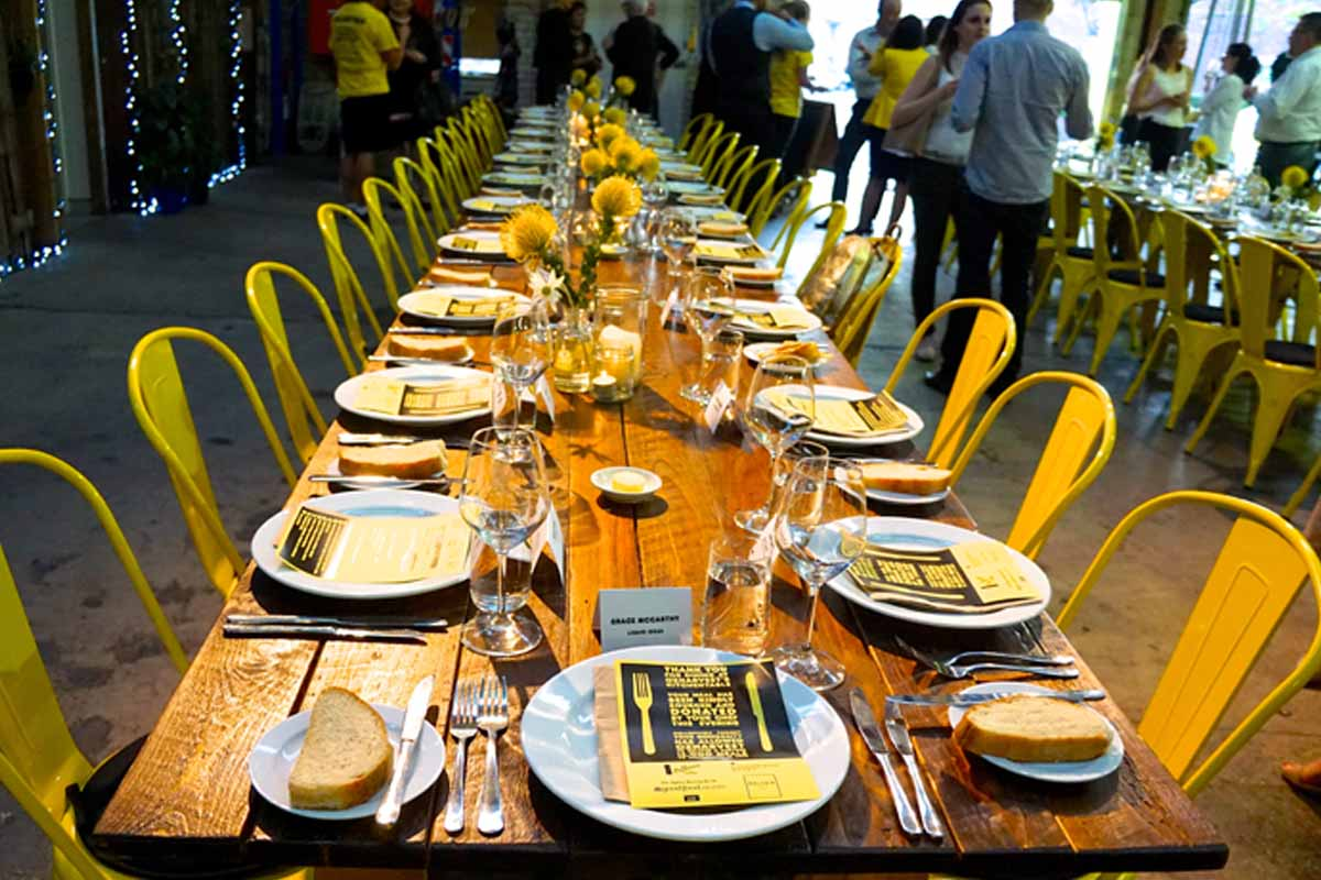 2017 Good Food Guide Award Winners Joining OzHarvest For KitchenTable Dinners