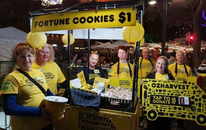 OzHarvest Brisbane Fortune