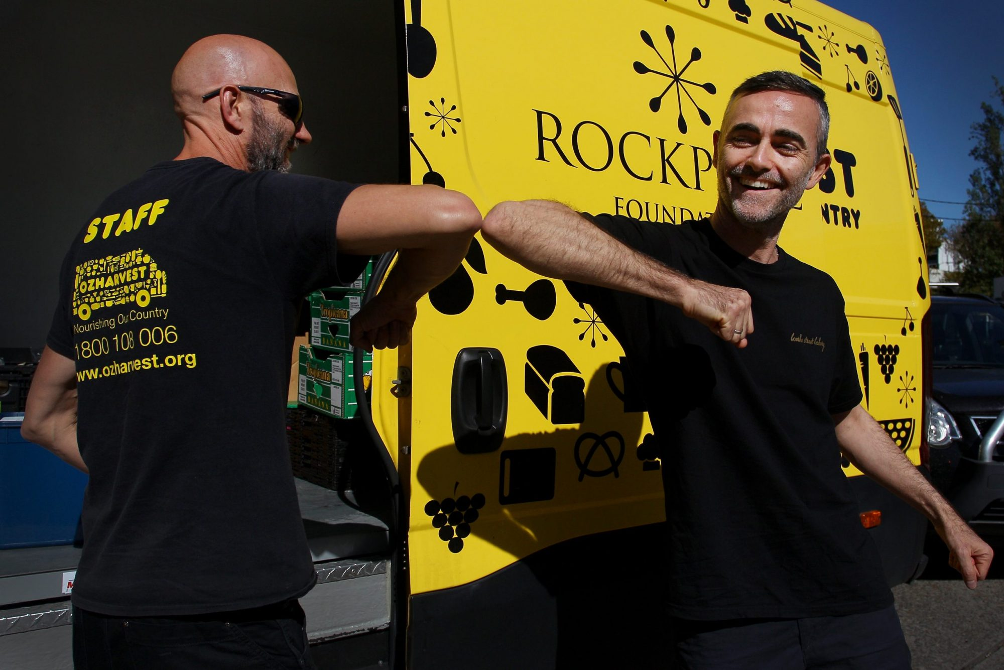 Food Rescue Charity OzHarvest Continues To Serve Community During Coronavirus Outbreak