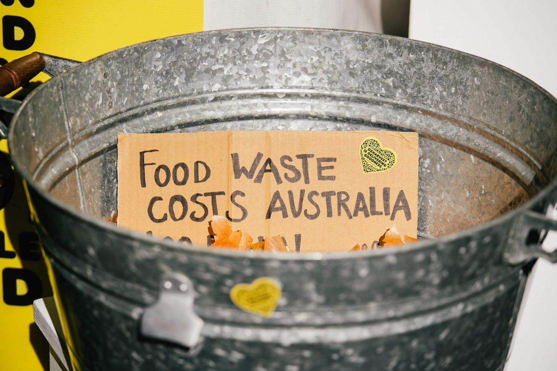 Food waste costs Australia