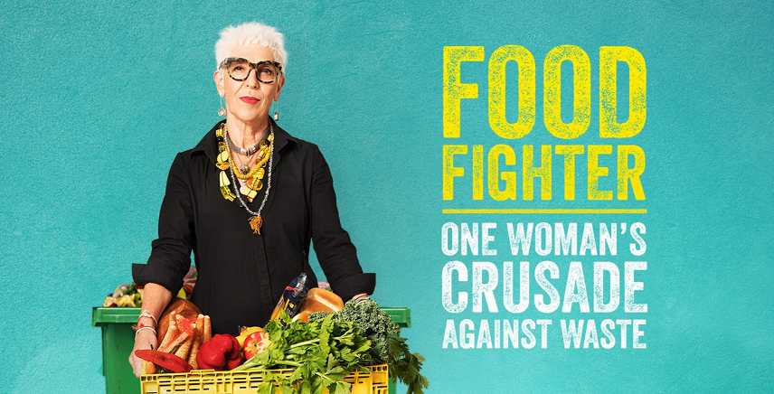 Ronni Kahns Food Fighter cover of the documentary