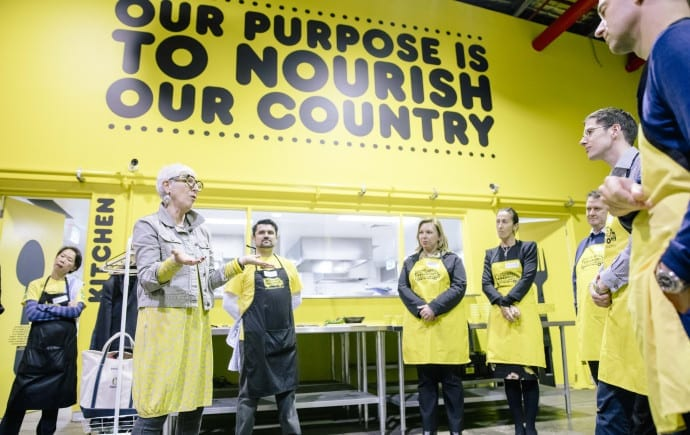Maximus Partner With OzHarvest On A New Transformative Leadership Program