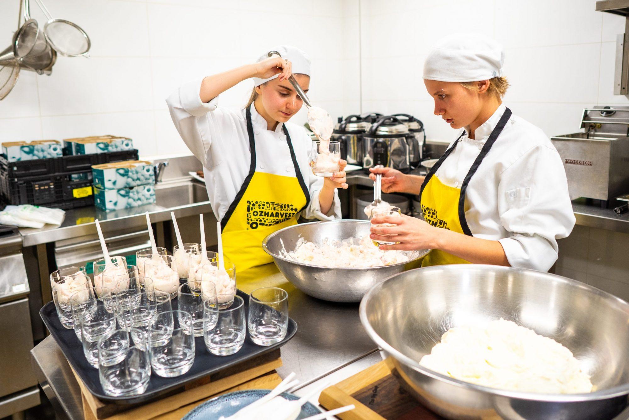 Nourish Kitchen action shot