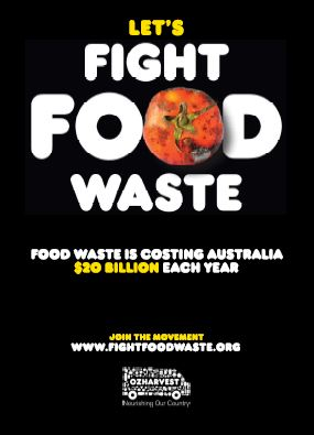 Let's fight food waste - $20bn year