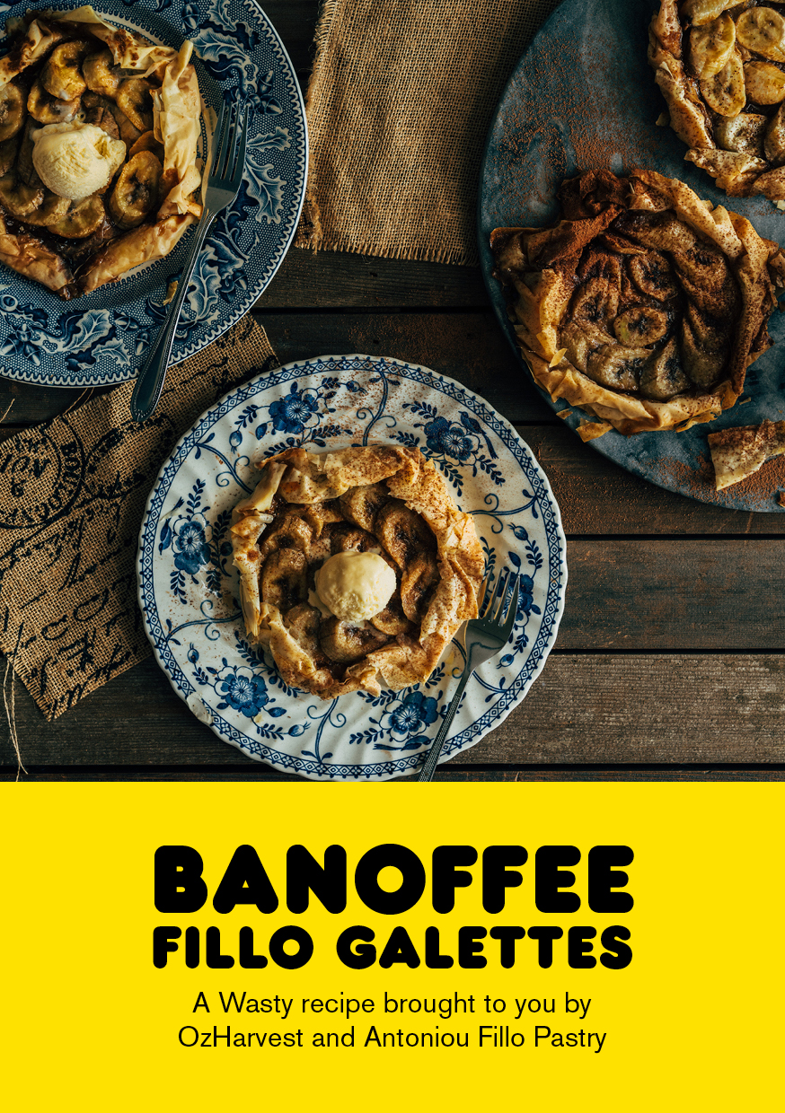 Banoffee Galettes