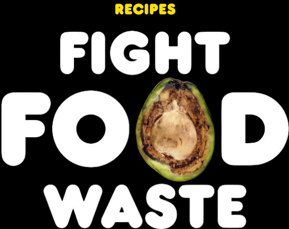 Fight Food Waste with these recipes